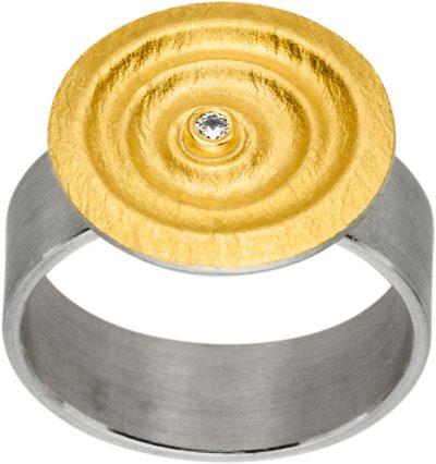Manuschmuck Ring R1112