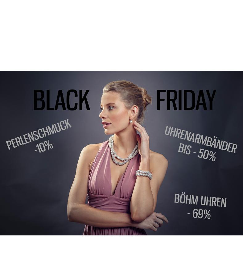 Black Friday 2020 bei Juwelier Böhm in Brühl